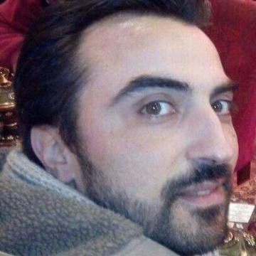 Burç Yılmaz, 37, Istanbul, Turkey