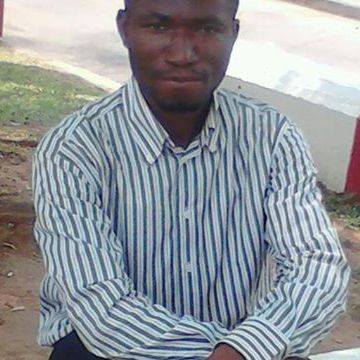 Promise Ajuzie, 33, Abuja, Nigeria