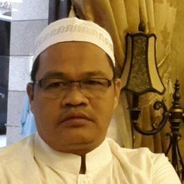 Tusiyono Wong Wirun, 50, Jakarta, Indonesia