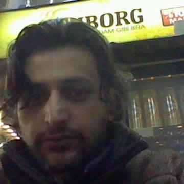 Mehmetali Canibeyaz, 41, Istanbul, Turkey