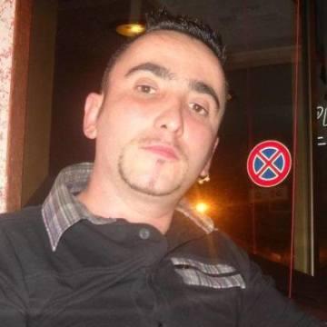 Enrico Calcagno, 37, Genova, Italy