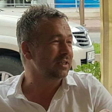 Hüseyin Senkaya, 47, Antalya, Turkey