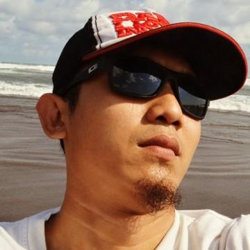 Muhammad Sabil, 27, Cirebon, Indonesia