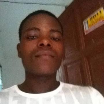 ebenezer, 27, Accra, Ghana