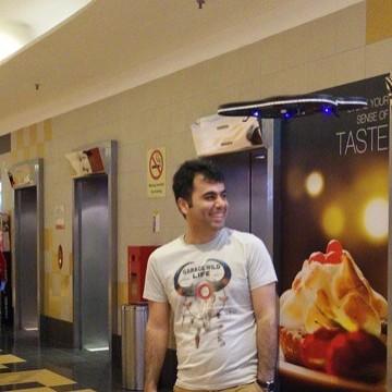 Kiarash, 24, Kuala Lumpur, Malaysia