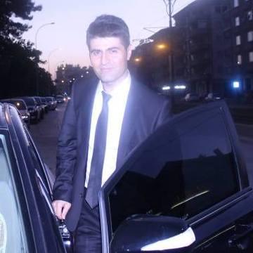 Murat Ercan, 38, Bursa, Turkey
