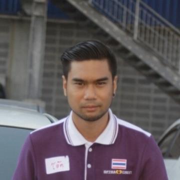 Vincent Uhe, 27, Bangkok Yai, Thailand