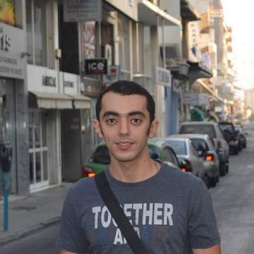 fady, 27, Cairo, Egypt