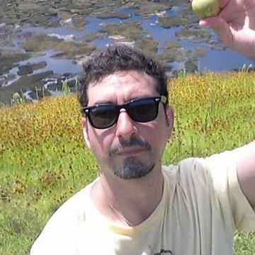 Patricio, 46, Santiago, Chile