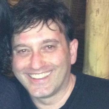 Luca Venturi, 49, Rome, Italy