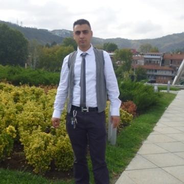Konstantin Bazerashvili, 32, Tbilisi, Georgia