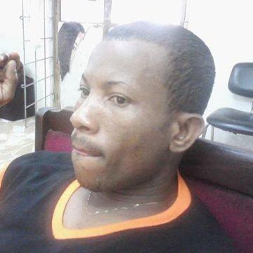 Yao Jean Mermoz Kouassi, 41, Abidjan, Cote D'Ivoire