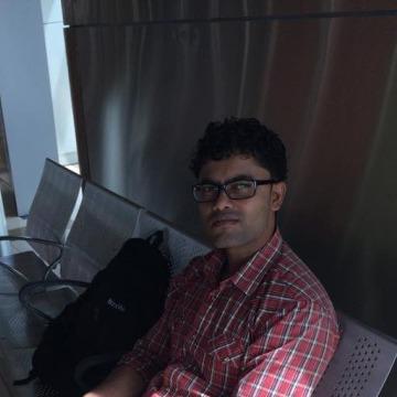 Jagath Silva, 31, Colombo, Sri Lanka