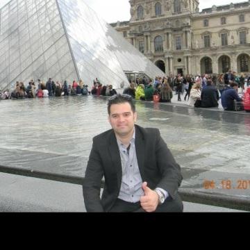 Luis, 40, Houston, United States