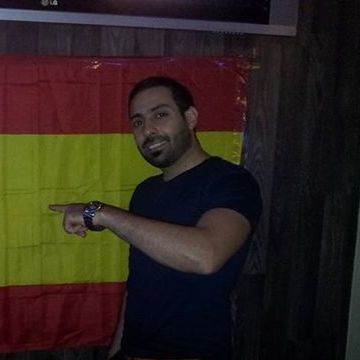 Alan, 34, Valencia, Spain