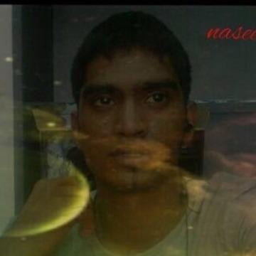 Naseer, 28, Fujairah, United Arab Emirates