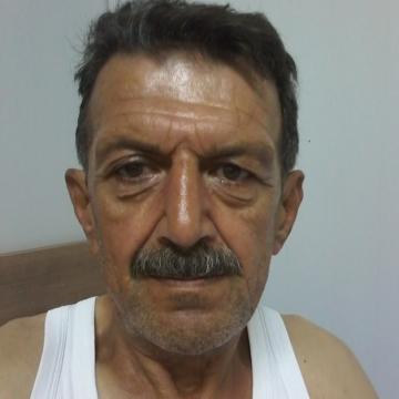 Asım Acaroğlu, 58, Kutahya, Turkey