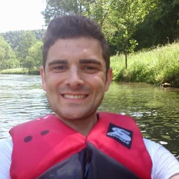 Stefan Walter, 32, Frankfurt am Main, Germany