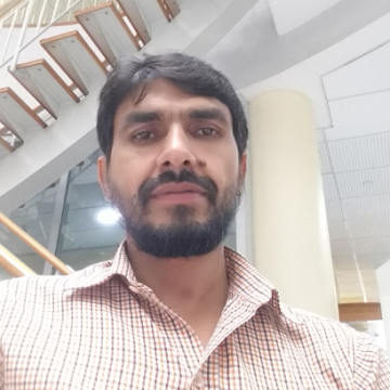 Muhammad Yousaf, 37, Dubai, United Arab Emirates