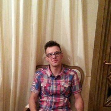Marco Martinelli, 31, Calusco D'adda, Italy