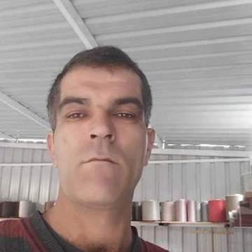 Seyit Ocalan, 41, Mountain View, United States