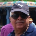 Ali Mahran, 63, Cairo, Egypt