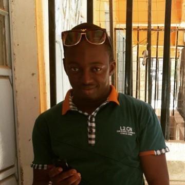 John, 28, Nairobi, Kenya