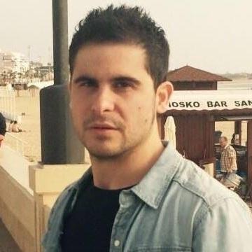 Santiago Benítez, 29, Sanlucar De Barrameda, Spain
