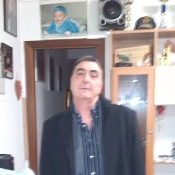 Ivo Betti, 55, Rome, Italy