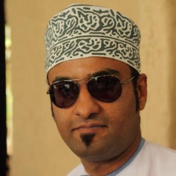 Khalil Abdullah, 32, Muscat, Oman