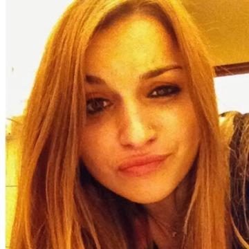 aly, 26, Parma, Italy