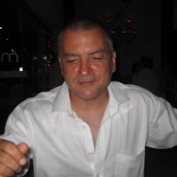 Hasan Yalçın, 53, Sheffield, United Kingdom