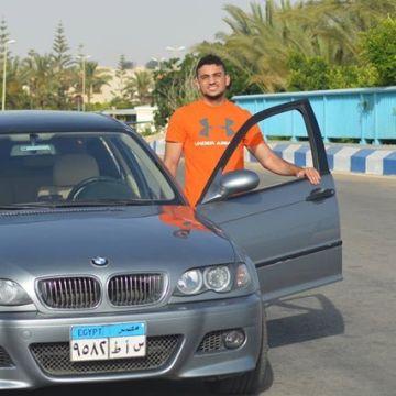 Ahmed Essam, 21, Cairo, Egypt