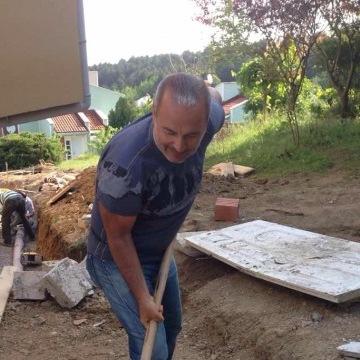 ergenç, 52, Istanbul, Turkey