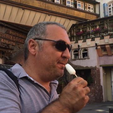 efkan, 44, Istanbul, Turkey