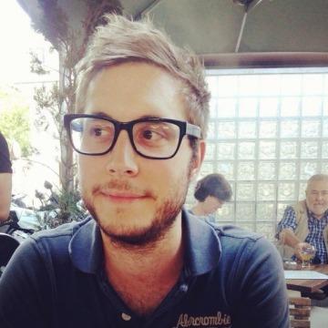 Patrick, 31, Madrid, Spain