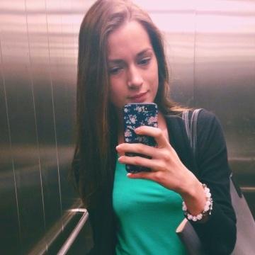 Anastasiya, 20, Novosibirsk, Russia