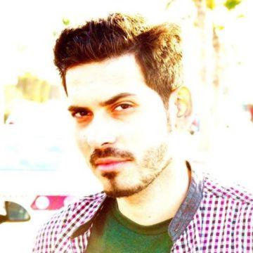 Hamood Mehmood, 35, Dubai, United Arab Emirates