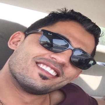 Ghazi, 29, Dubai, United Arab Emirates