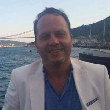 Faruk Şenipek, 45, Ankara, Turkey