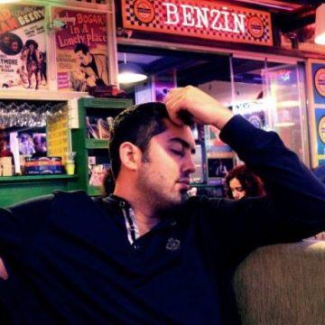 Hasan Köse, 30, Istanbul, Turkey