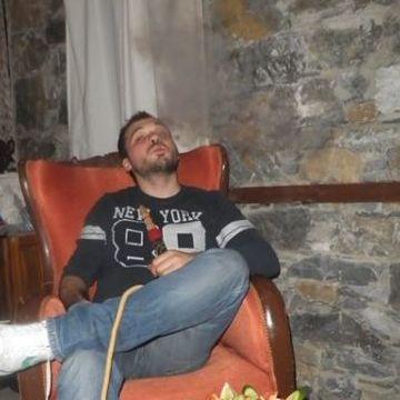 Soner Koçyiğit, 31, Izmir, Turkey