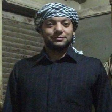 Salah Abozahra, 25, Cairo, Egypt