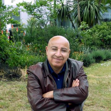 sami kurdi, 52, London, United Kingdom