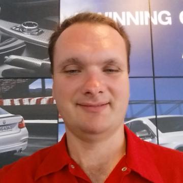 Alexander Auguszczak, 33, Chicago, United States