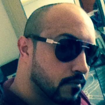 Wesam Sharadgah, 31, Abu Dhabi, United Arab Emirates