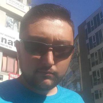 Mustafa Çalışkan, 28, Izmir, Turkey