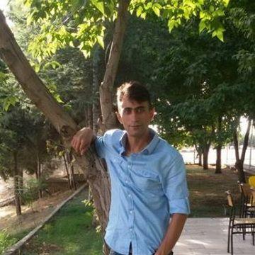 Deniz Üstündağ, 31, Ankara, Turkey