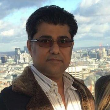 Mahesh Phulwani, 47, Dubai, United Arab Emirates