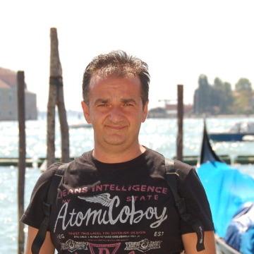 Stefano Giorgini, 49, Forli, Italy